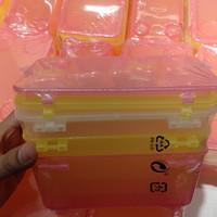 Ikea Flyttbar Keranjang Dengan Penutup Kuning Daftar Update Harga Source · Harga IKEA GLIS Kotak penyimpanan