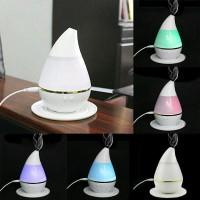 TERBAIK Air Humidifier purifier HH104 USB aroma therapy alat pengharum