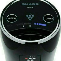 Sharp Car Air Purifier IG-DC2Y-B Trendi