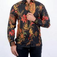Jual Baju Batik Lengan Panjang Murah