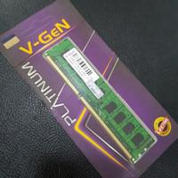 DDR3L 16GB PC-12800/1600 Mhz ECC Registered V-GeN Ram Server E/R