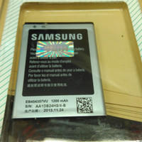 Batere Baterai Battery Samsung Galaxy Chat B5330 Ori Sein