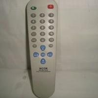New Remote Control Universal TV Tabung/CRT All TV Cina (Sanyo dll) JKT