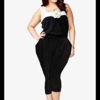 Murah Banget ! Pakaian Wanita Ukuran Besar (Big Size) Bss086