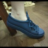 (Produk Baru!!) Jelly Shoes Sepatu Wanita Casual Kets Bara Bara Karet