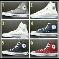 (New Product!!) Sepatu Converse All Star Hi High Grade Original