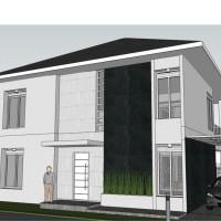 Jasa Desain Rumah 2 Lantai Beserta Bangunannya