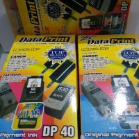 TINTA DATAPRINT DP 40 BLACK UNTUK PRINTER CANON