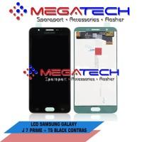 LCD + TS SAMSUNG J7 PRIME BLACK CONTRAS
