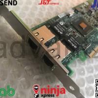 Lan Card Intel Gigabit ET Dual 2 Port Server Network Adapter E1G42ET