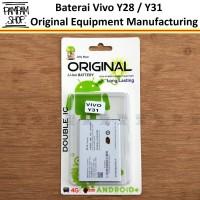 Baterai HP Vivo Y28 Y31 Original OEM Batre Batrai HP B-77 B77 B 77