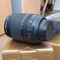 Lensa Nikon NIKON AF-S 18-105MM F/3.5-5.6G ED VR DX