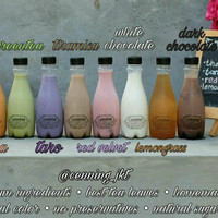 Jual Cenning Thai Milk Tea, Green Thai Milk Tea, Taro Murah