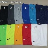 Celana Training Pendek Nike & Adidas