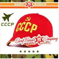 Topi Baseball CCCP Rusia Marxisme Manifesto Bordir MOTO GP Dewasa Pria