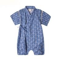 Kimono jumper romper baby anak balita kostum jepang cosplay haloween