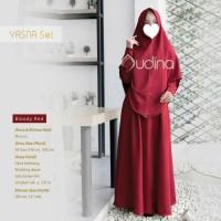 Baju Muslim / Muslimah Wanita /Gamis Syari /Hijab Audina Cantik Murah