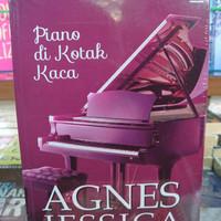 Buku PIANO DI KOTAK KACA - Agnes Jessica