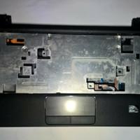 casing bawah housing netbook laptop hp mini 110 3557tu. bonus touchpad