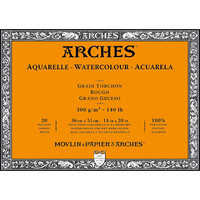 Arches Watercolour Pad Rough 36x51cm