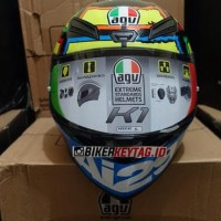 BEST SELLER! HELM FULL FACE AGV K1 IANNONE 2013 BURUAN ORDER!