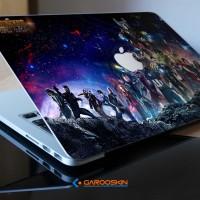 Harga sticker laptop macbook 14 inch avenger   Hargalu.com