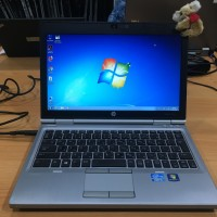 Laptop bekas murah HP Elitebook 2570p Core i5 HDD 320GB RAM 4GB NO DVD