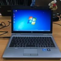Laptop bekas murah HP Elitebook 2570p Core i5 HDD 320GB RAM 4GB NO DVD