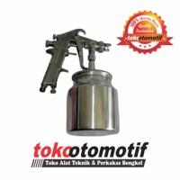 Spray Gun / Semprotan Cat F75 Meiji Bawah
