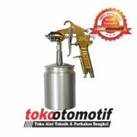 Spray Gun / Semprotan Cat W 71S gold