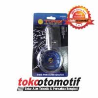 Tire Pressure 10-160PSI TORA / Alat Ukur Tekanan Angin