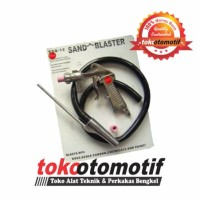 """Sandblasting Gun / Alat Sand Blaster 1/4"""""""