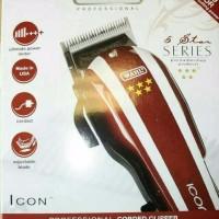 JUAL Mesin cukur rambut yang bagus hair clipper elektrik wahl alat pr