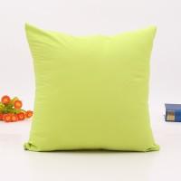 Bantal Sofa Desain Modern 50 cm aneka warna Koleksi Lebaran by Marvelo - Hijau muda