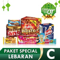 Exclusive in Tokopedia Paket Special Lebaran OT  C/PL-C