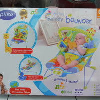 BOUNCER PLIKO MY FIRST MELODY
