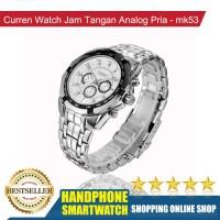 HS Jam Tangan Analog Pria Curren Watch - mk53