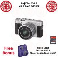 Harga kamera fujifilm x a5 15 45 mirrorless xa 5 xa5 camera fuji xa | Pembandingharga.com