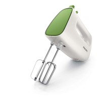 Philips Hand Mixer untuk Alat pembuat Kue 170W - HR 1552 Hijau