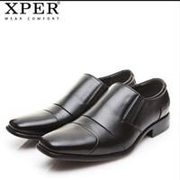Harga original xper brand men dres shoes solid busines impor sepatu pria   antitipu.com