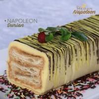 Medan Napoleon Rasa Durian