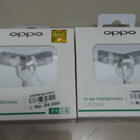 Headset Oppo F1/F3 Original bisa All type HP anda