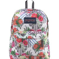 Tas JanSport Superbreak Collage Floral