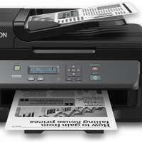 Printer Epson M200 Mono All-in-One Ink Tank Printer -Infus Resmi Black