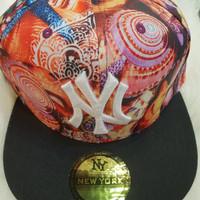 Topi SnapBack New era NY