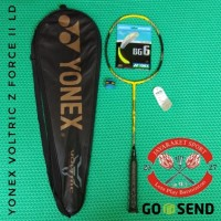 best seller raket badminton YONEX voltric z force II EXCLUSIF LIN DAN