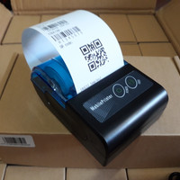 PRINTER BLUETOOTH  MINI 58 MM UNTUK ANDROID