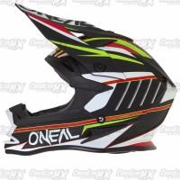 BEST SELLER Helm Cross Oneal 7 Series Evo CHASER White HELMET O NEAL