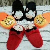 Sale Sandal Boneka M Sandal Anak Sandal Rumah Sandal Kamar Boneka