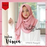 Pashmina Instan Hijab Jilbab Kerudung Pastan Vimea Model Terbaru